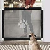 Namsan Hunde Türschutzgitter (Abschließbar)