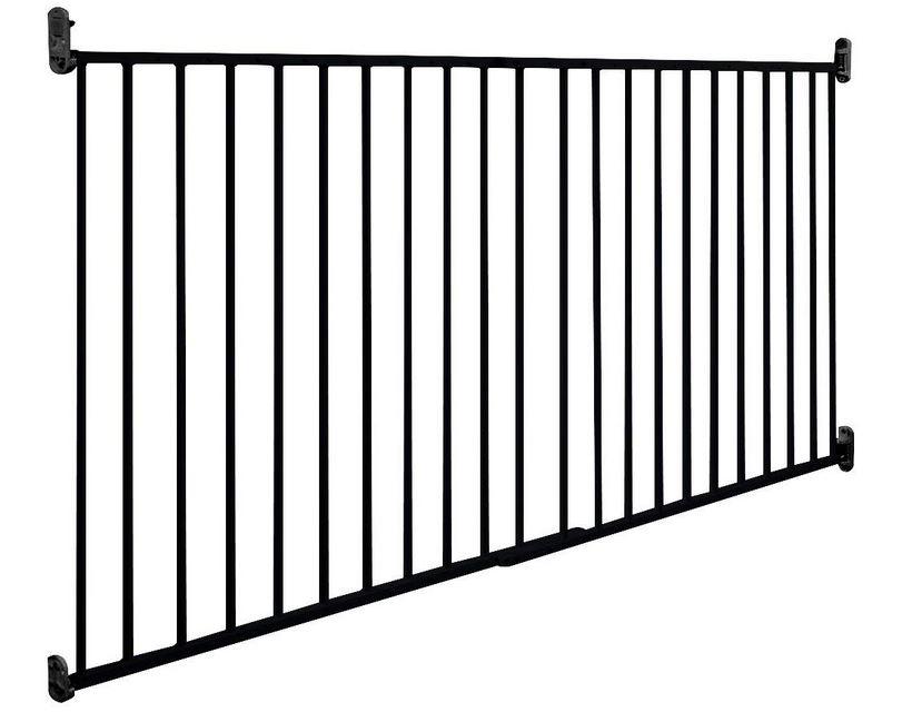 Treppenschutzgitter Draußen